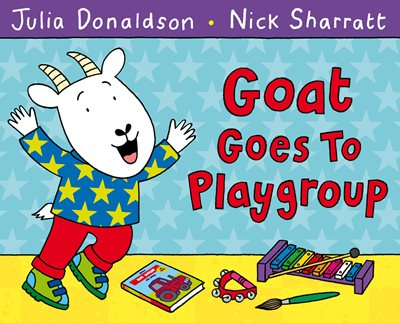 Book cover for Goat Goes to Playgroup